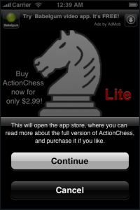ActionChess Lite